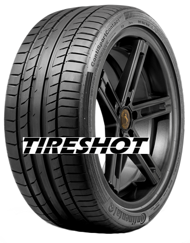 Continental ContiSportContact 5 P Tire