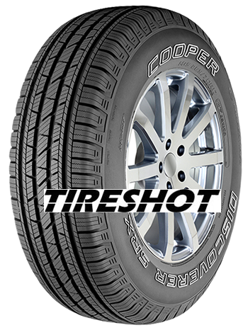 Cooper Cs3 Touring >> Cooper Discoverer SRX 235/65R17 104T - TireShot