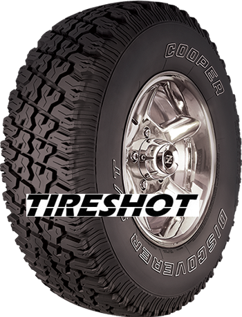 Cooper Discoverer S/T Tire