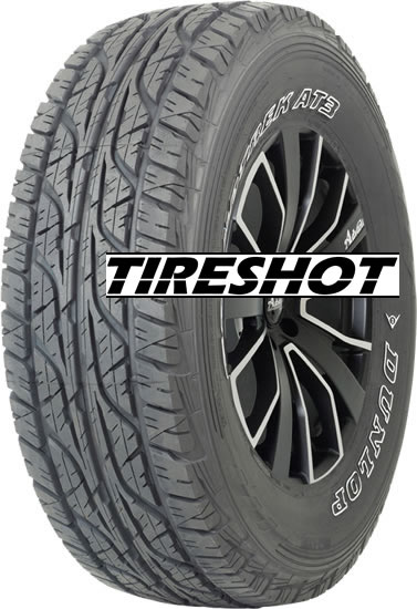 Dunlop Grandtrek AT3 Tire