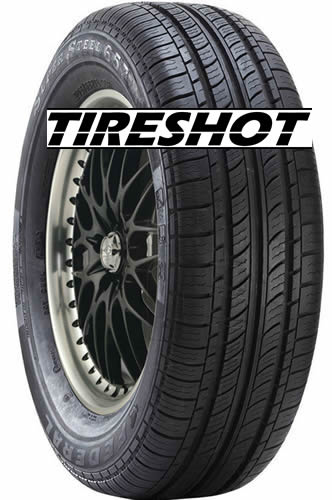 Federal SS 657 Tire