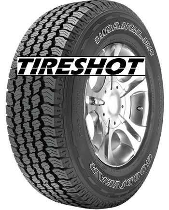 Goodyear Wrangler Armortrac Tire