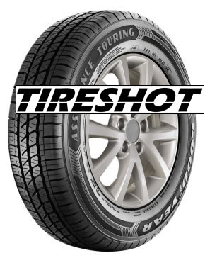 Goodyear Assurance Touring Tire