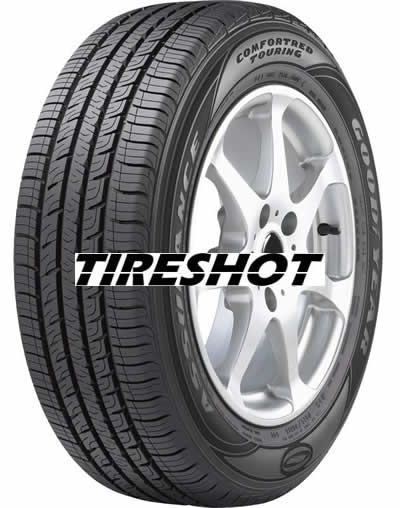 Goodyear Assurance ComforTred Touring Tire