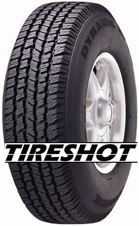 Hankook Dynamic RF04 Tire