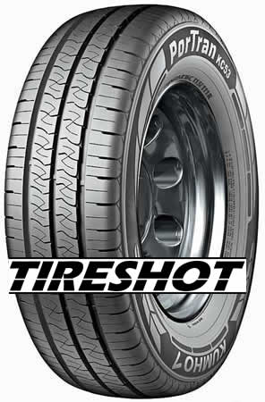 Kumho PorTran KC53 Tire