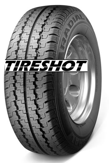 Marshal 857 Radial Tire