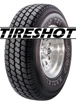 Maxxis MA-751 Bravo Tire