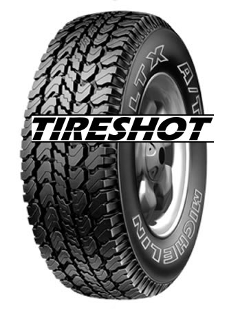 Michelin LTX A/T Tire