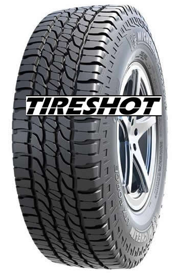 Michelin LTX Force Tire