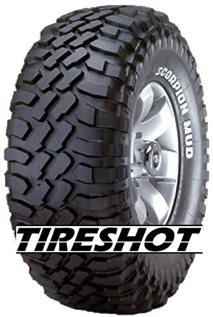 Pirelli Scorpion Mud Tire